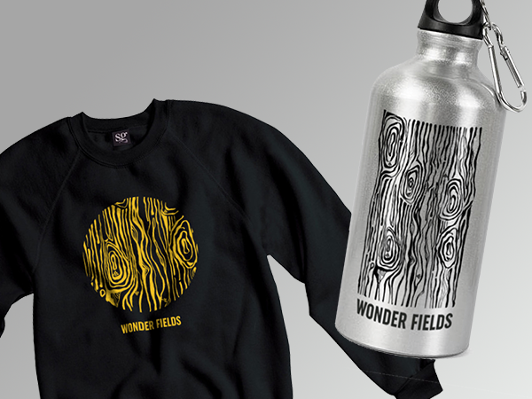 <span>Wonder Fields. Apparel & Merchandise Design.</span><i>→</i>